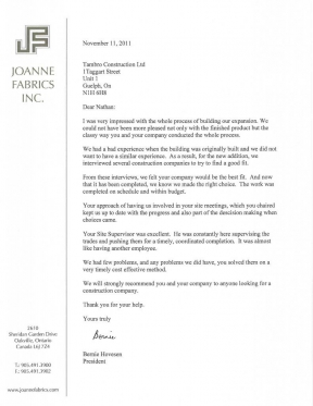 Joanne Fabrics Inc